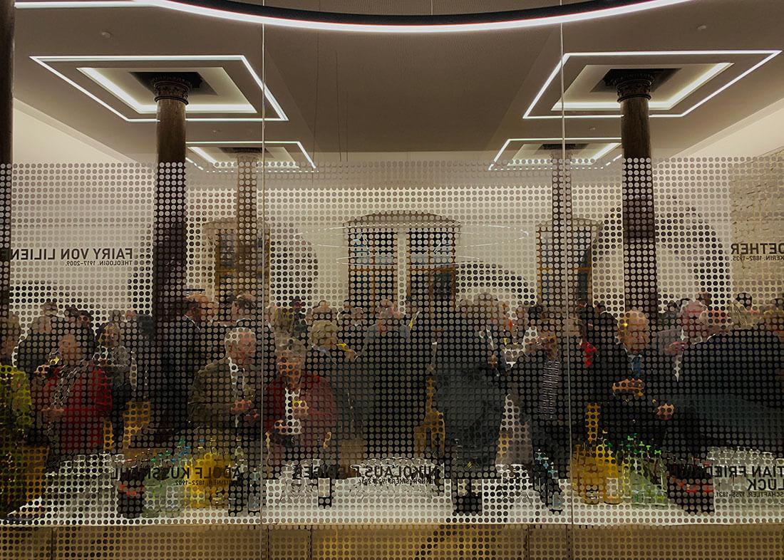 FAU Senatssaal Menschen