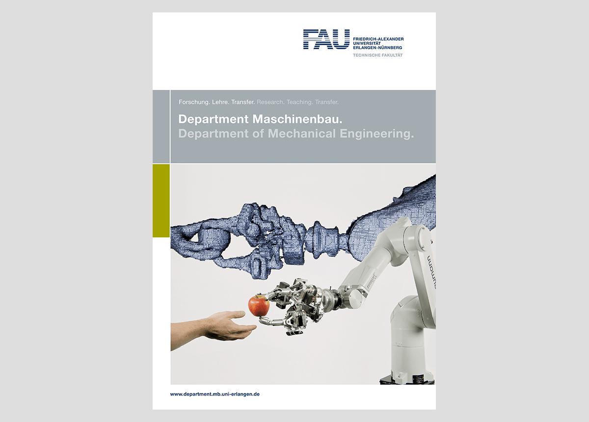 FAU-Maschinenbau Broschuere
