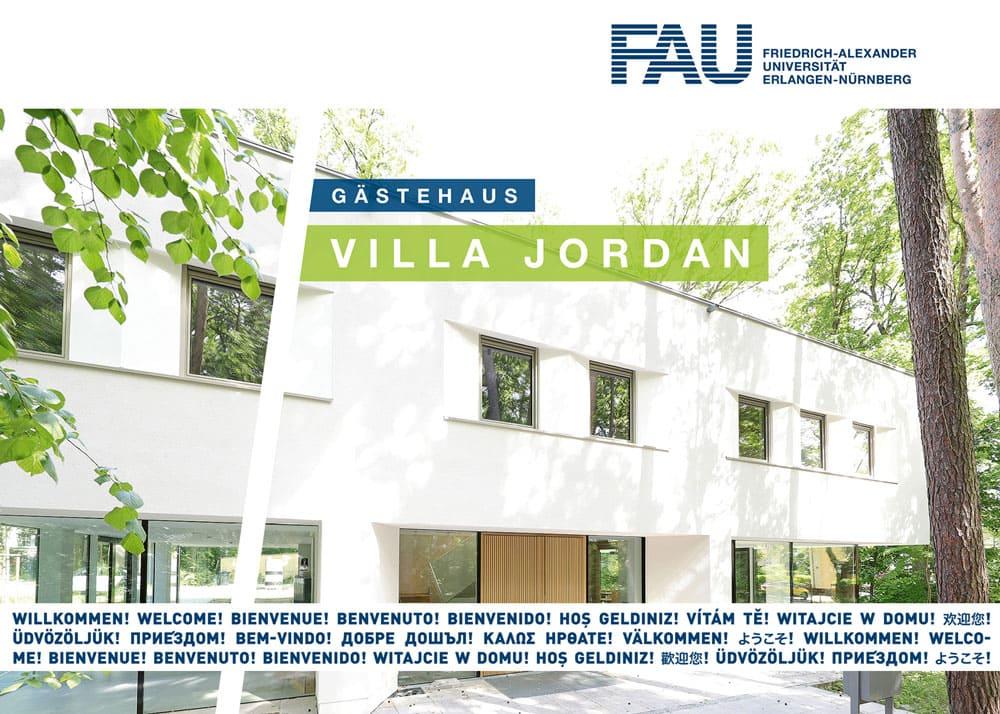 FAU Gaestehaus newsdesk
