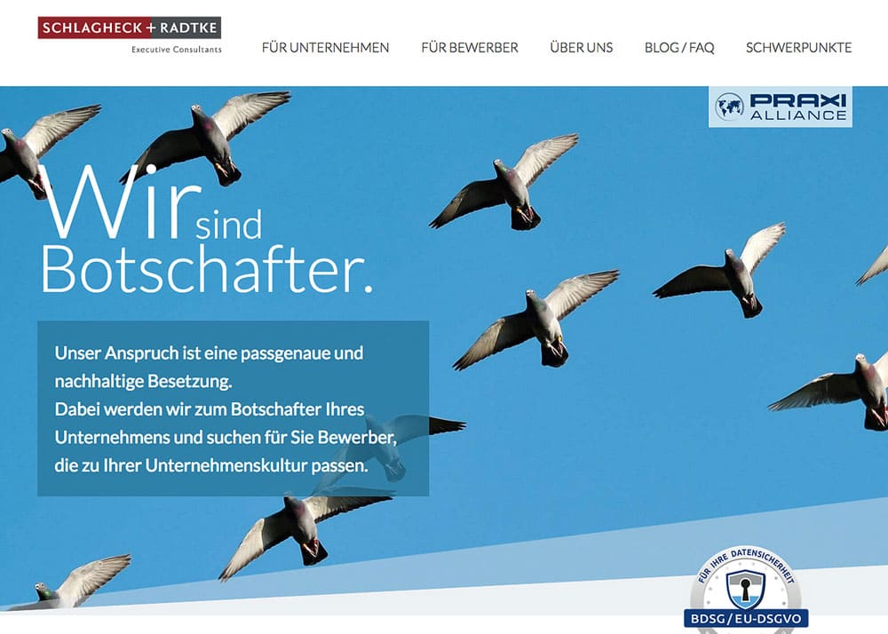 Schlagheck Radtke Web Projektbild 2