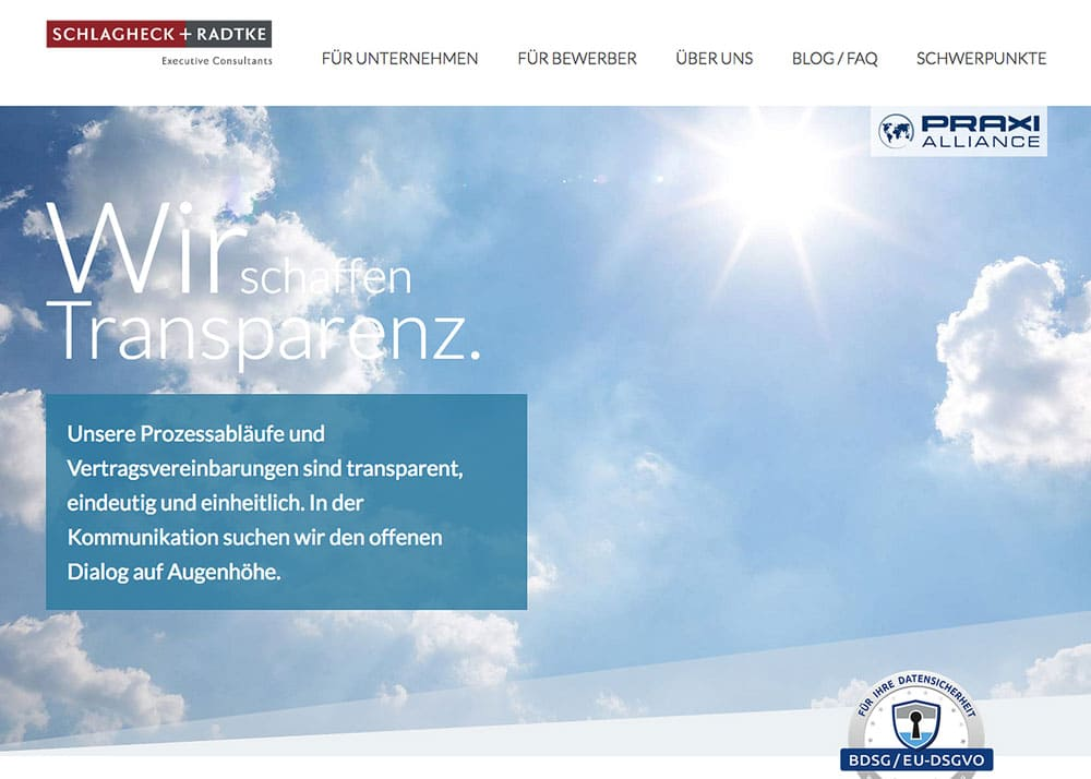 Schlagheck Radtke Web Projektbild 3